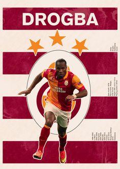The Drogba/Galatasaray poster