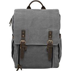 ONA The Camps Bay Backpack - Smoke | ONA Bags UK Dealer