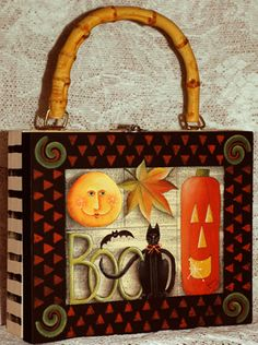 primitive painting patterns for halloween | ... Halloween Sampler Cigar Box Purse ePacket, Autumn/Halloween Patterns. Get your empty cigar boxes at Neptune http://www.neptunecigar.com/pr/wooden_empty_cigar_box_pack_of_10.aspx