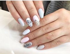100+ Nails Art Ideas //  Nail Paints // Fashion And Beauty Ideas
