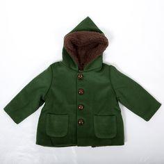 Elfie London Winston coat