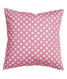 Accent Decorative Pillow Cushion Cover 100% Cotton Twill Cushion Sleeve 16-by-16 inch Diamond Floral Print (Pink) SweetyPie. http://www.amazon.com/dp/B014HVSO1Y/ref=cm_sw_r_pi_dp_-fPiwb0AXVWB9