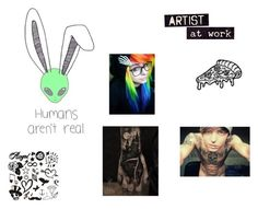 """""""my future"""" by corpseskeleton ❤ liked on Polyvore featuring art"""
