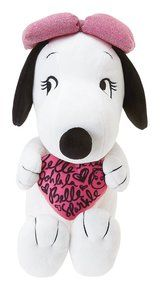 Peanuts 10in Belle Heart. Available at OurPamperedHome.com