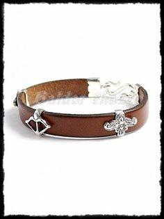 Ezüst íjász karkötő Silver Horse, Horses, Belt, Bracelets, Accessories, Jewelry, Belts, Bangles, Jewlery