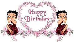 Image result for betty boop birthday