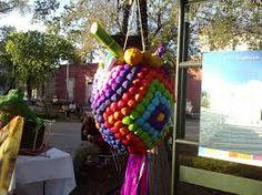 Resultado de imagen para piñatas navideñas mexicanas