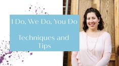 """Here's how to use the """"I Do, We Do, You Do"""" teaching technique in your online ESL classroom. Are you interested in working in online ESL? Tools For Teaching, Teaching Techniques, Hiring Process, Modeling Tips, Esl, Being Used, Teacher, How To Apply, Classroom"""