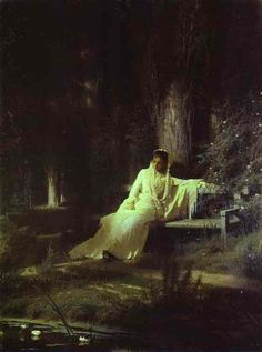 Iván Kramskói 1837-1887 En marzo de 1887 Iván Kramskói estaba pintando un retrato del pediatra Karl Raujfus. Súbitamente el artista se inclinó y cayó al suelo. El doctor intentó ayudarle pero no pu…