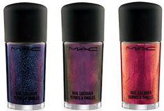 MAC Nail Polish Maleficent Collection