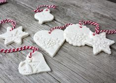 Fotopostup na vianočné dekorácie zo slaného cesta - Artmama.sk Diy And Crafts, Christmas Decorations, Desserts, Food, Home Decor, Art, Tailgate Desserts, Homemade Home Decor, Craft Art
