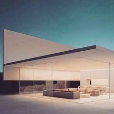 Modern home | minimal architecture design | www.bocadolobo.com #modernarchitecture #modernbuildings