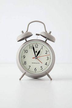 Covent Alarm Clock - anthropologie.com #anthrofave