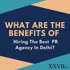 Delhi and NCR have become the hubs of every kind of business; therefore, the area offers tough competition to grow at a planned rate. By choosing the best PR agency in Delhi NCR, you can expect the following much needed growth-oriented benefits:  • Brand awareness • Improved media relations • Increased ROI  • Noticed presence in a crowded market  • Strategic support for a product launch  • Data-driven insights from market research • New ideas with a fresh approach Digital Marketing Services, Marketing Tools, Seo Techniques, Advertising And Promotion, Reputation Management, Social Media Channels, Delhi Ncr, Public Relations, Competition