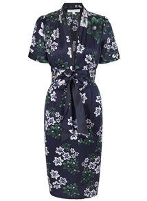 SUZANNAH Forties Versailles Tea Dress