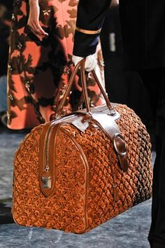 Fall 2012 Louis Vuitton from Paris Fasion Week