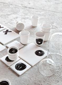 ceramic beakers exhibition instalation - Google Search
