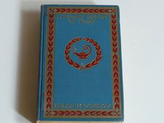 Book Literary Boston of ToDay Winslow 1902 Page by designfinder10, $32.00