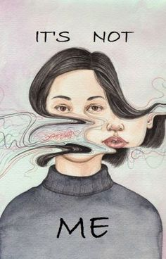 Portrait Illustration Juxtapoz Magazine - Works of Henrietta Harris - New Zealand illustrator Henrietta Harris is a skilled watercolor artist. This series of portraits expresses everyday sensory interference by way of de. Art And Illustration, Magazine Illustration, Portrait Illustration, Art Inspo, Art Tumblr, A Level Art, Wow Art, Gcse Art, Art Design