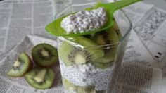 Chia puding alap recept Chia Puding
