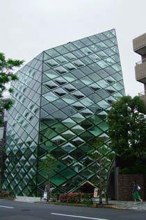 4eaa7374af291 Prada Store (Epicenter) Minami-Aoyama Minato-ku Tokyo Japan Herzog and de  Meuron 2003