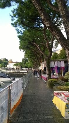 Every Tuesday on the shores of the Lake in Lenno there is the appointment with the weekly market. From the Residence Celeste is just 10…