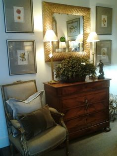 French perfection at Palladio Antiques Simple Elegance, Elegant, Bedside Chest, Hope Chest, Storage Chest, Entryway Tables, French, Cabinet, Antiques