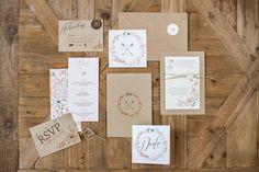 Toskana Set von Papier & Feder auf DaWanda.com