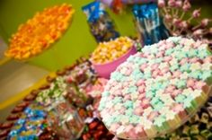 Pink and blue are such popular color schemes for candy buffets and all types of celebrations. From baby showers to birthday parties, you will...