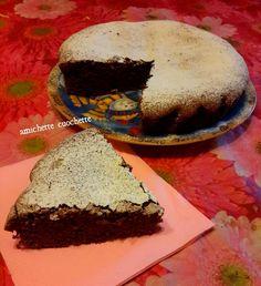 Care amichette cuochette, sono appena rientrata a Milano dopo le vacanze natalizie e cosi mi sono subito messa in cucina a preparare una torta per la meren