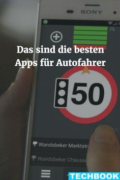 Ein Smartphone darf für viele auch im Auto nicht fehlen. Navigation, Pannenhilfe, Blitzerwarnungen – das alles gibt es auch als App.