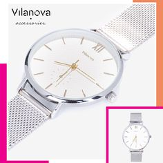 Silver is always a good choice  #vilanovawatch