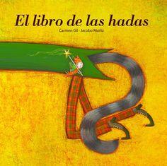 Portada de El libro de las hadas de Gil Martínez, Carmen