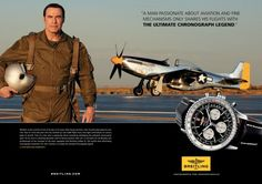 #Hollywood superstar and #pilot, John Travolta, for #Breitling