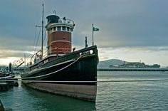 Hercules Steam Tugboat   Built 1907