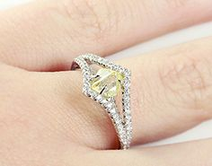 Victorian ring featuring a rough diamond accented with of micro pavé diamonds in platinum. Victorian Ring, Thing 1, Seaside Wedding, Rough Diamond, Diamonds, Engagement Rings, Crystals, Beautiful, Jewelry