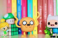 Jake by Honey Pie!, via Flickr Jake  - Adventure Time Melina Souza - A Series of Serendipity  <3