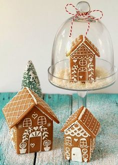 Next year - Gingerbread Houses!
