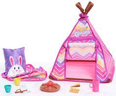 Barbie Kids, Barbie Doll Set, Barbie Doll House, Barbie Dream House, Barbies Dolls, Barbie Barbie, Barbie Stuff, Barbie Clothes, Camping Set
