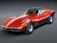 CHEVROLET Corvette 1968-82