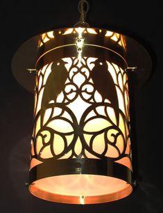 CFA Voysey design Bird Lantern.  #lighting