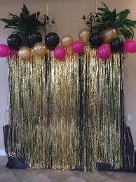 Image Result For Black Pink White Gold 30 Sweet16outdoorparty