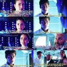 Season 1 Episode 13: Alec, Maryse, Robert
