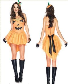 i don´t really know why but i like this sexy pumpkin costume. 1cb8228dda82