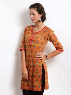 Awesome Color Women's cotton Kurta