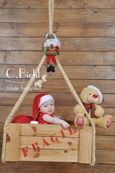 Cenários Natal - Christmas Photoshoot C.Biehl Estúdio Fotográfico - Porto Alegre - fotografias de bebê, newborn, fotos de natal, christmas pictures, baby, kids www.cbiehl.com.br