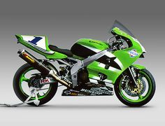 Kawasaki Ninja ZX-6R (1995-) Kawasaki Bikes, Kawasaki Ninja Zx6r, Custom Sport Bikes, Bmw I8, Super Bikes, Motorbikes, Cars Motorcycles, Devil, Sportbikes
