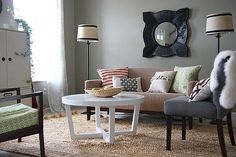 Dana's DIY Modern Casual Home House Tour   Apartment Therapy
