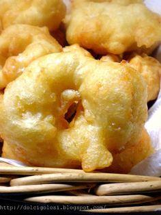 Zeppole Fried Donuts On Pinterest Zeppole Recipe Olive