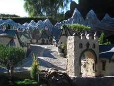Pinocchio's Village, Storybook Land Canal Boats .
